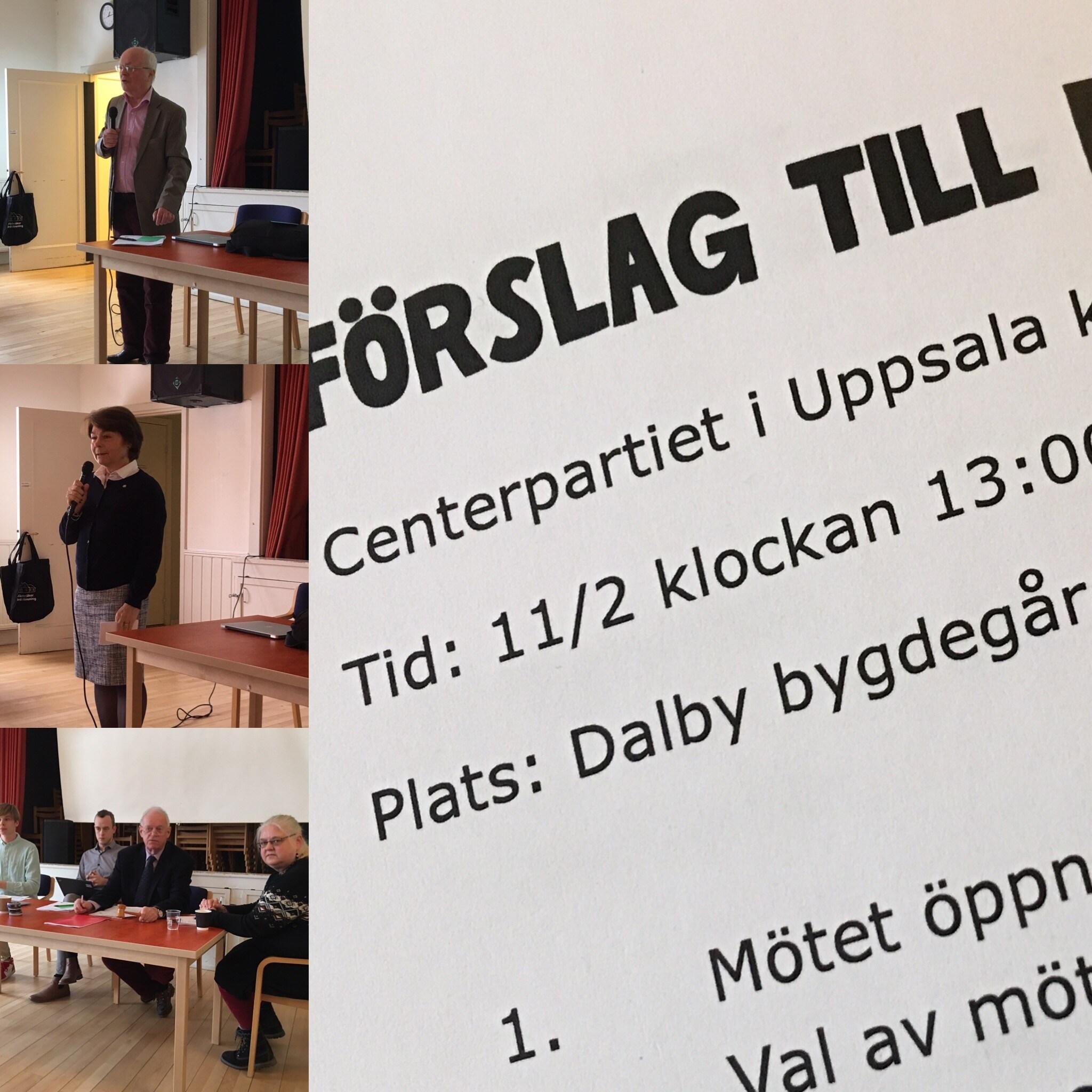 Kretsårsmöte i Uppsala